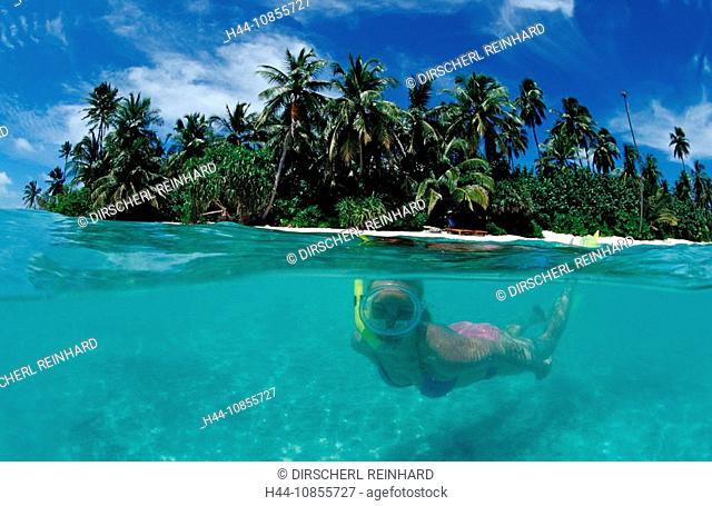 10855727, Maldives, Indian Ocean, Medhufushi, Meem