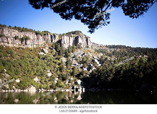 Laguna Negra, Picos de Urbión. Soria province, Castilla-León, Spain