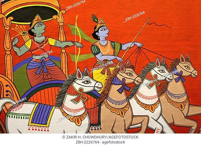 Bangladesh, folk art