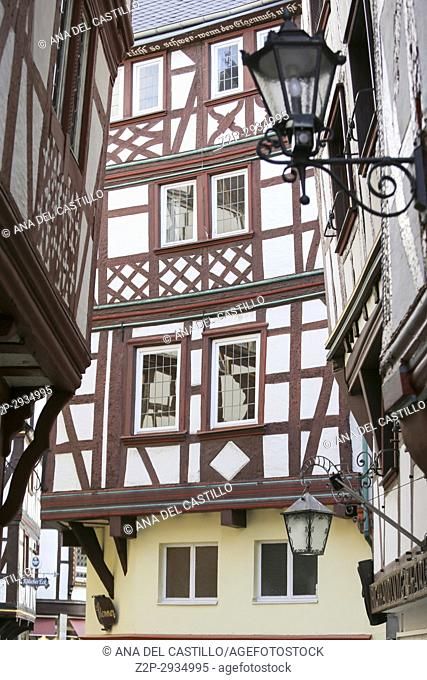 Bernkastel-Kues - town in Rhineland-Palatinate region of Germany