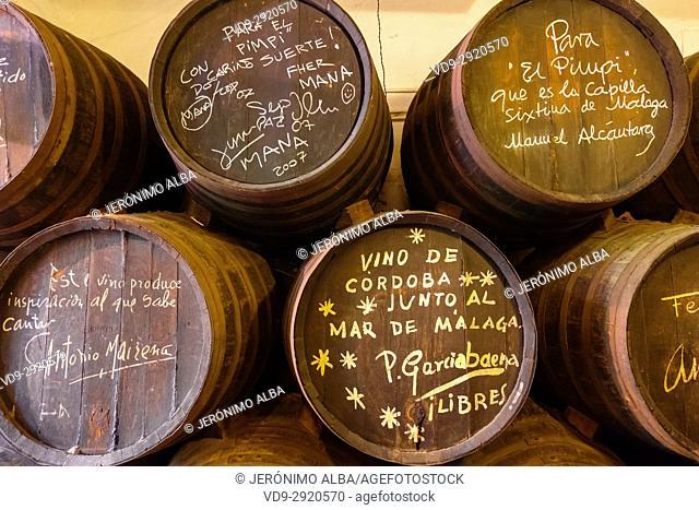El Pimpi Bar Stock Photos And Images Age Fotostock