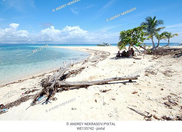 Islands Malapaskua, Bohol Sea, Philippines, Southeast Asia
