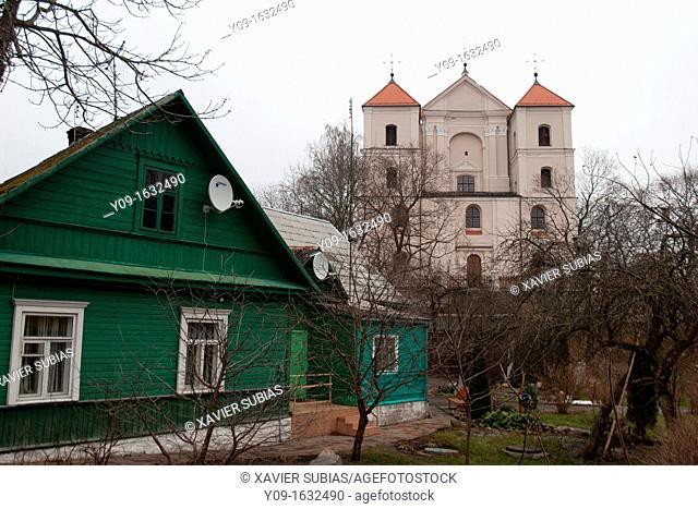 Church of the Visitation of the Holy Virgin Mary, Trakai, Lithuania