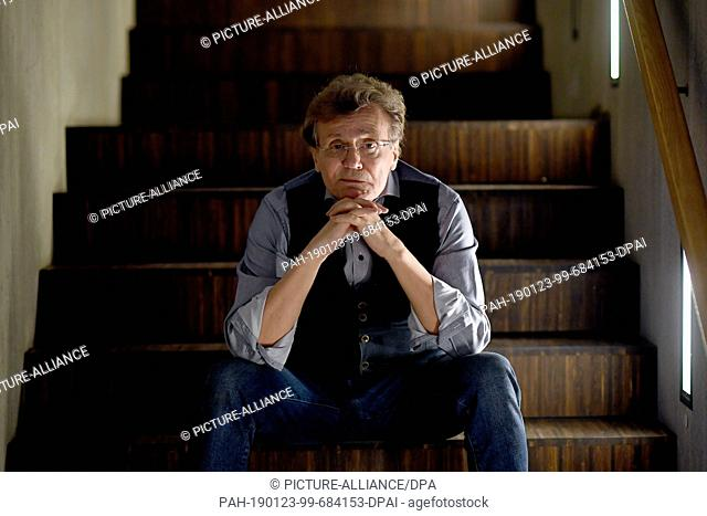 22 January 2019 Berlin Singer Jochen Kowalski Here On The Occasion Of A