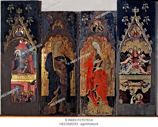 Altarpiece of Saint Lucy and Mary Magdalene