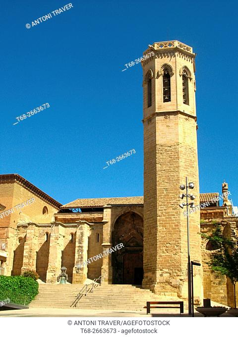 Church of Sant Llorenç, Lleida, Spain