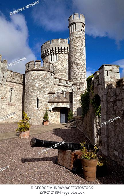 Blackrock Tower, Planetarium and Observatory, Cork City, Ireland
