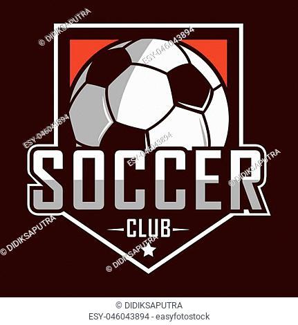 Soccer logo, America logo, Europe logo