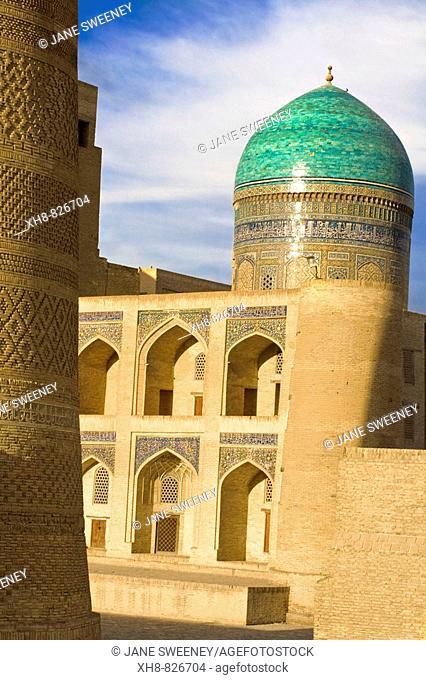 Mir-i Arab madrassa, Bukhara, Uzbekistan