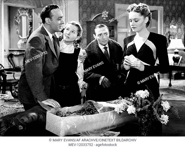 Charles Boyer, Joan Fontaine, Peter Lorre & Alexis Smith Characters: Lewis Dodd, Tessa Sanger, Fritz Bercovy, Florence Creighton Film: The Constant Nymph (1943)...