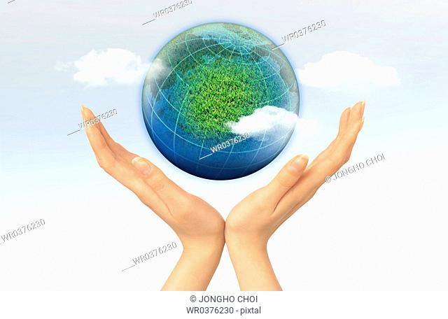 human and earth