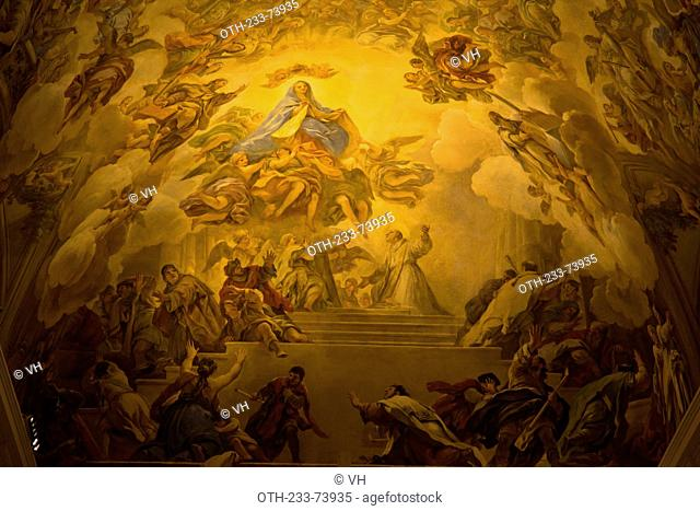Sacristy, Cathedral of Santa Maria, Cathedral Primada of Toledo, Spain, Europe