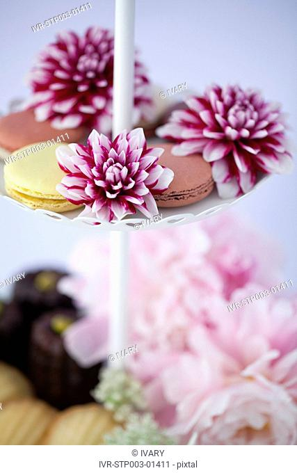 Flowers With Food