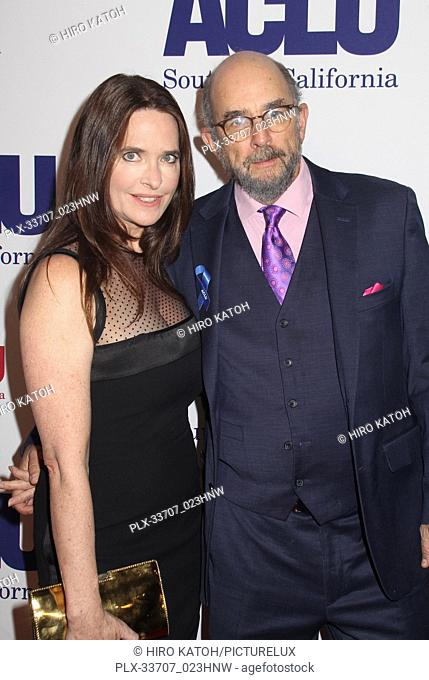 Guest, Richard Schiff 11/11/2018 The ACLU SoCal's Annual Bill of Rights Dinner held at The Beverly Wilshire Hotel in Beverly Hills