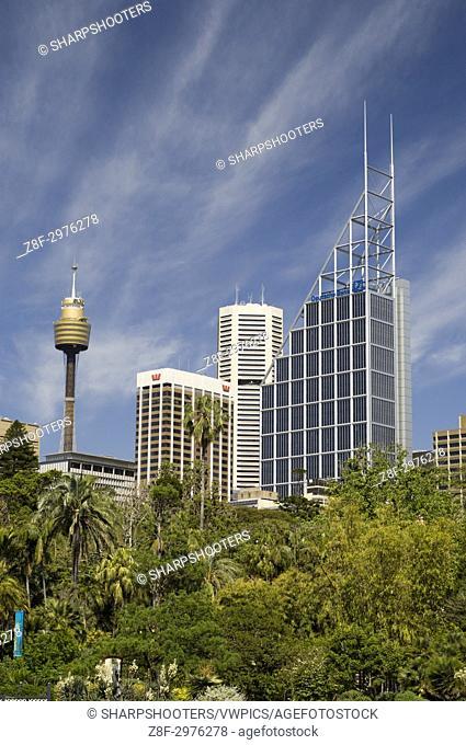 Royal Botanic Gardens, Sydney, New South Wales, Australia
