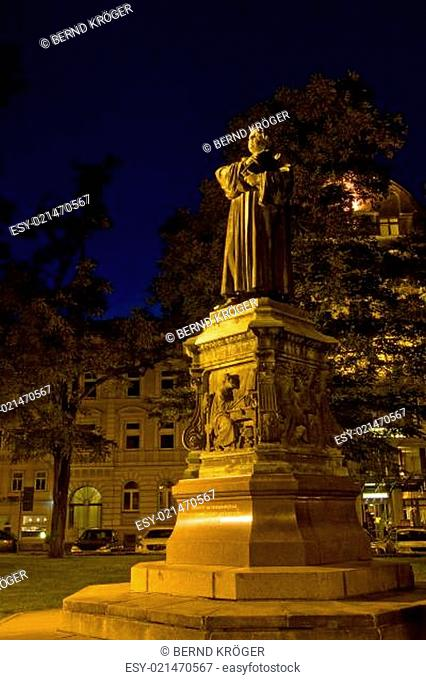 Lutherdenkmal in Eisenach