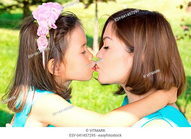 Kiss the girl russian are