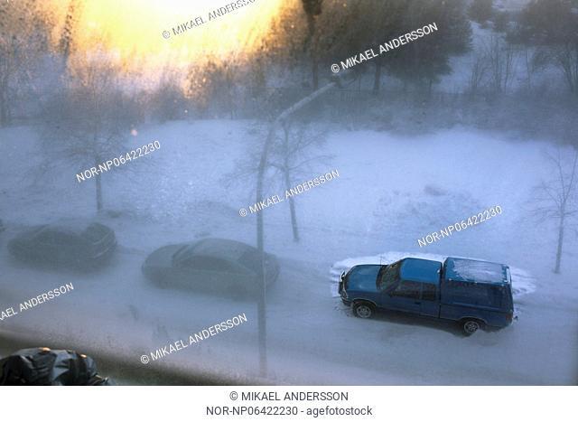 Car, Sweden