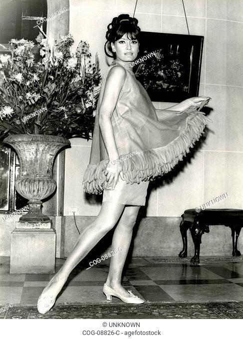 Italian actress Marisa Mell