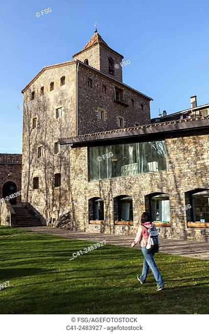 Esglesia Vella. El Pont de Suert. Lleida. Spain