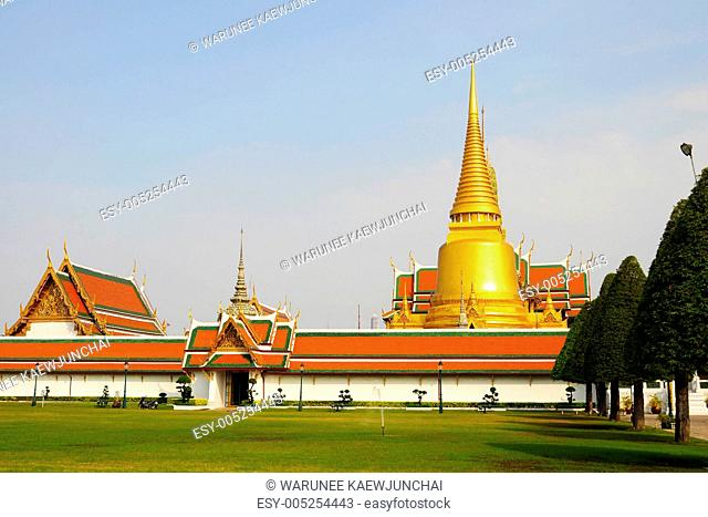 Wat Phra Kaew, Temple of the Emerald Buddha