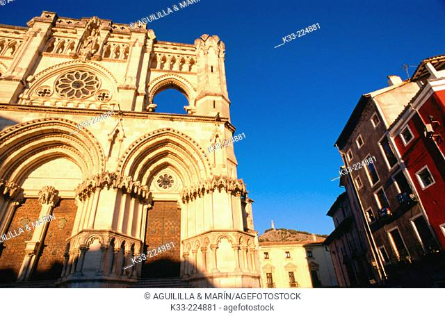 Cathedral. Cuenca. Spain
