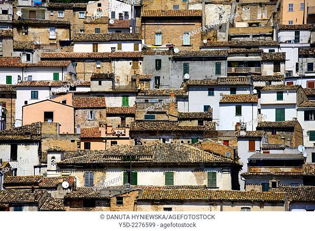 Loreto Aprutino - town in the Province of Pescara, Abruzzo region, central Italy, Europe