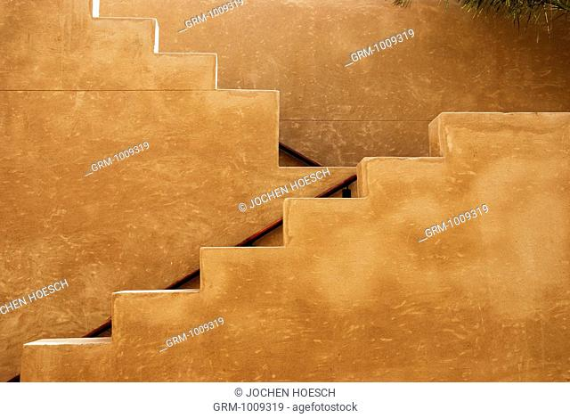 Stairs in Bab Al Shams, Dubai, UAE