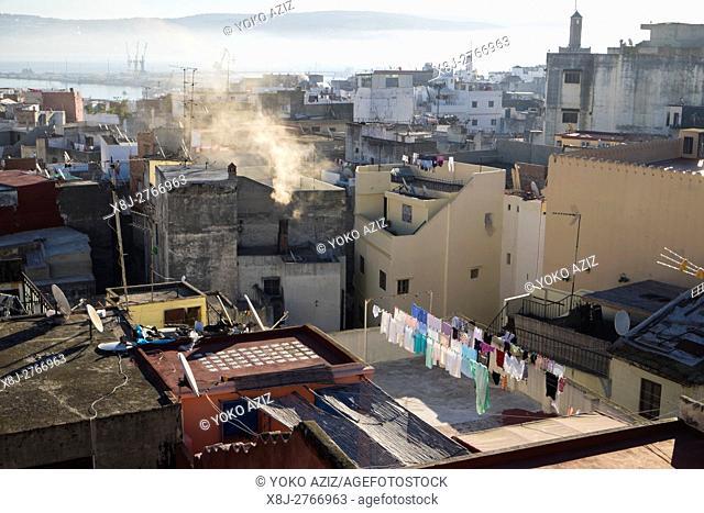 Morocco, Tangier, medina
