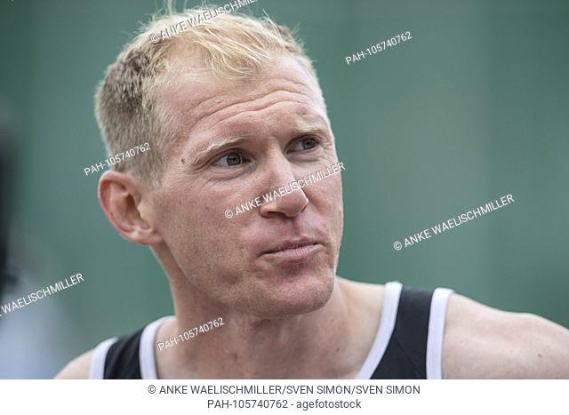 Arthur ABELE (GER / SSV Ulm 1846), 110m hurdles of the men, on 17.06.2018 Athletics Stadtwerke Ratingen all-around meeting, from 16.06. -17.06