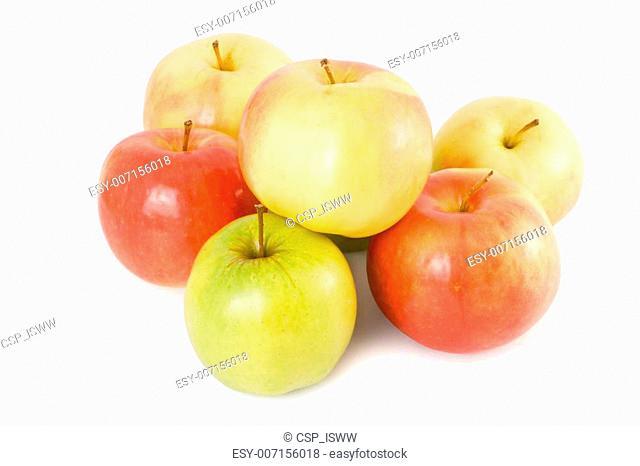 Heap of apples