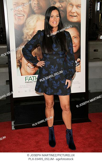 """Patti Stanger at the Premiere of Warner Bros' """"""""Father Figures"""""""" held at the TCL Chinese Theater in Hollywood, CA, December 13, 2017"""