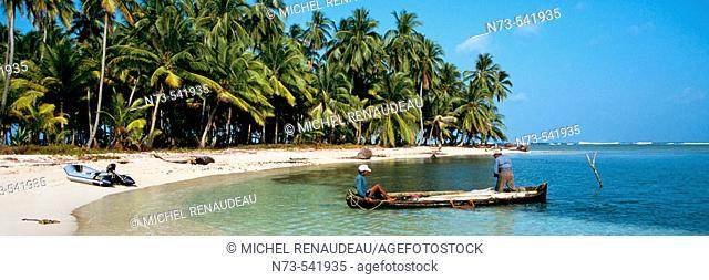 Cayos Holandeses, San Blas Islands, Kuna Yala, Panama