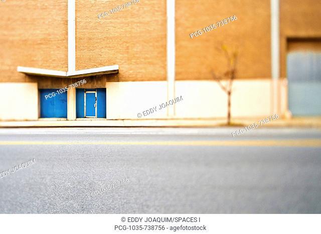Blue Entry Doors