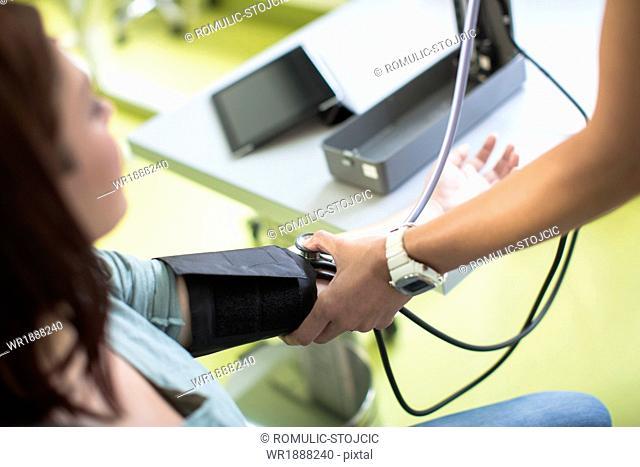 Blood Pressure Testing