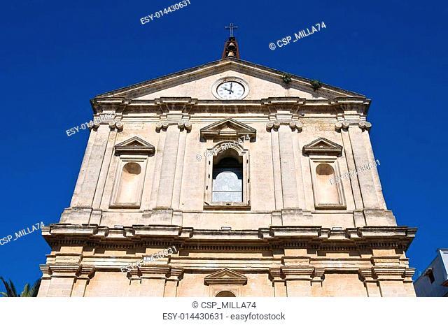 Church of St. Michele Arcangelo. Castellaneta. Puglia. Italy