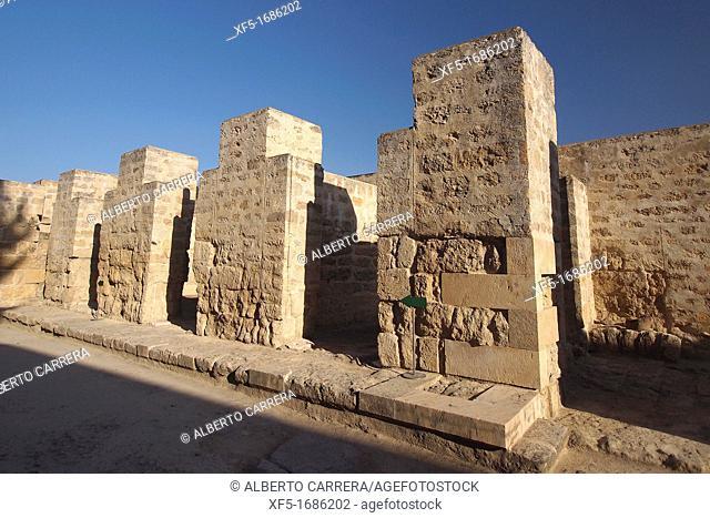 Madinat al-Zahra, Medina Azahara, General View, Medieval Archaeological Complex, Córdoba, Andalusia, Spain, Europe