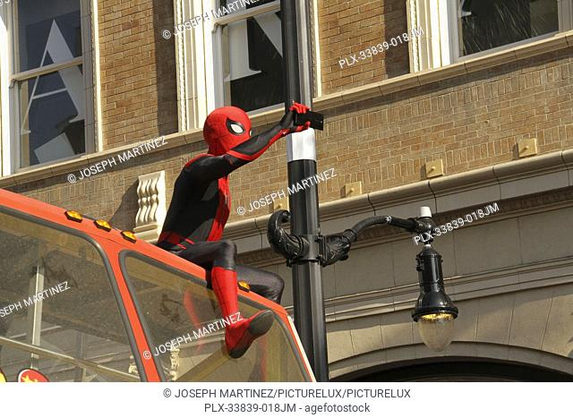 """Atmosphere at Columbia Pictures' and Marvel Studios' """"""""Spider-Man Far From Home"""""""" World Premiere held at the TCL Chinese Theatre in Hollywood, CA, June 26, 2019"""