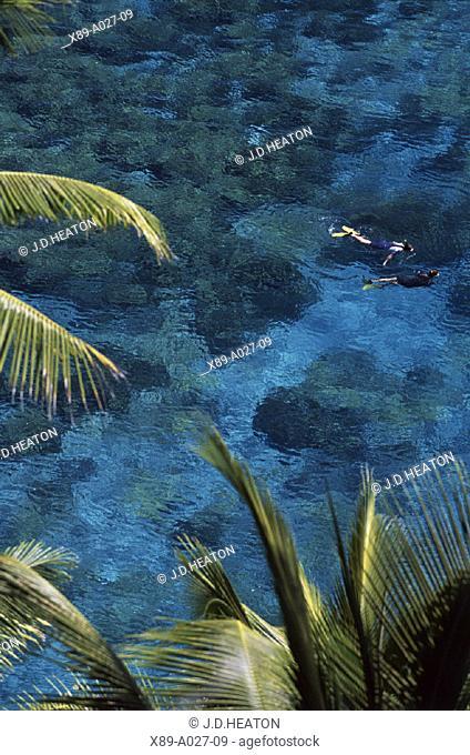 Lifou , New Caledonia