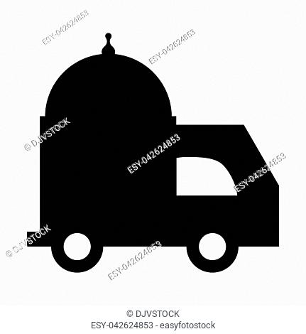 food delivery icon image vector illustration design