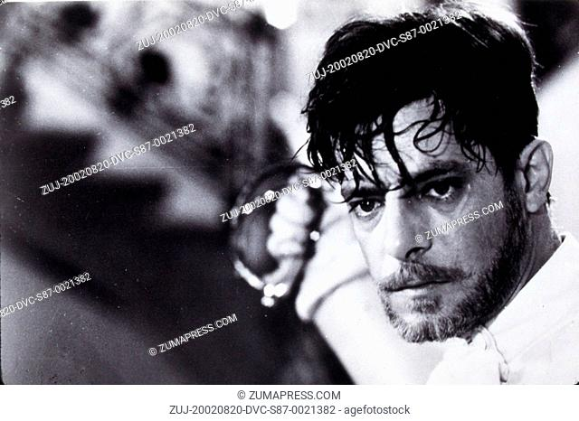 1976, Film Title: INNOCENT, Director: LUCHINO VISCONTI, Pictured: GIANCARLO GIANNINI. (Credit Image: SNAP/ZUMAPRESS.com)