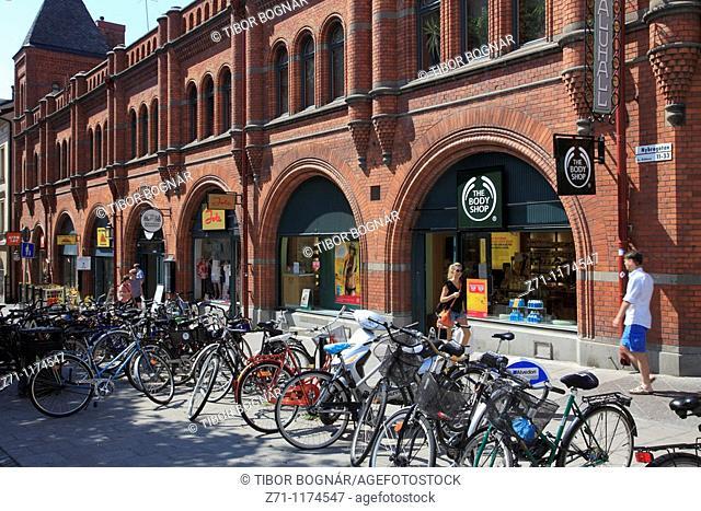 Sweden, Stockholm, Östermalms Saluhall market hall