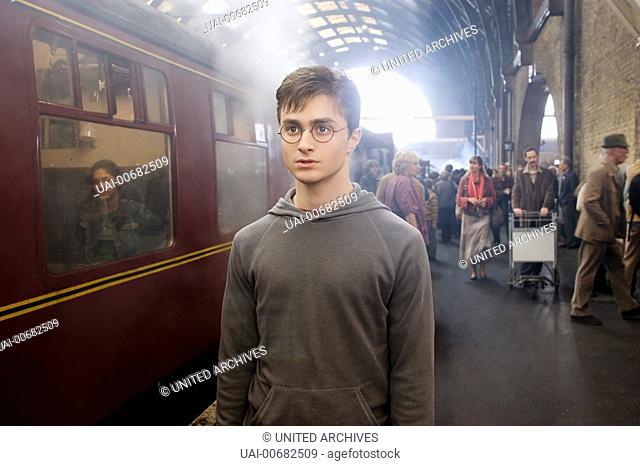 Harry Potter und der Orden des Phönix / Harry Potter (DANIEL RADCLIFFE) Regie: David Yates aka. Harry Potter and the Order of the Phoenix / HARRY POTTER UND DER...