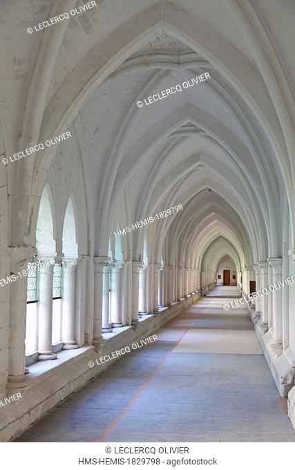France, Pas de Calais, Neuville sous Montreuil, Chartreuse Notre Dame des Pres