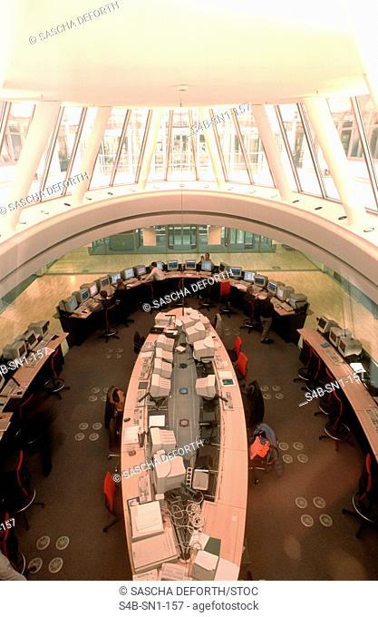 Berlin Stock Exchange - Germany