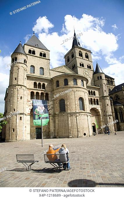 Liebfrauenkirche and Dom in Trier, Germany