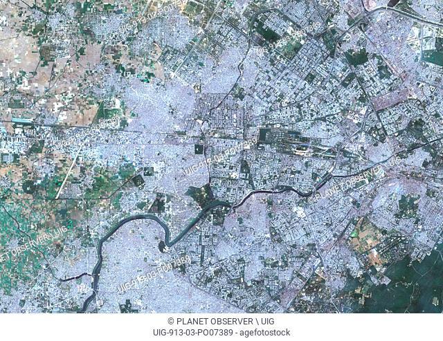 West Delhi, India