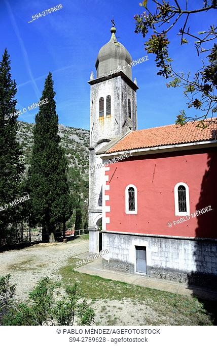 Church of Saint Peter and Saint Paul, Stolac, Bosnia and Herzegovina