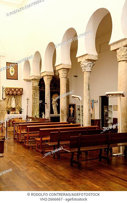 El Salvador church, Toledo