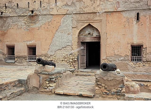 Fort Qurayyat, Oman, Arabian Peninsula, Middle East, Asia